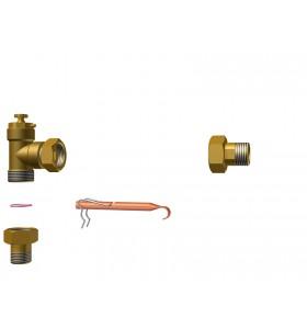 Set conectare tub vidat ZPKR
