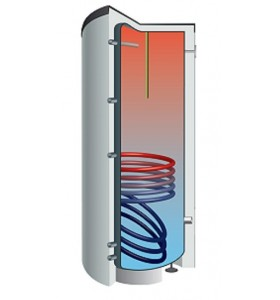 Bolier  monovalent TWS-1W 200 Litri